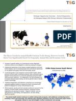 Animal Dx  Strategic Oppty. Overview TSG-Partners Sep.2009
