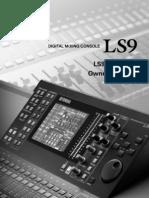LS9 16/LS9 32 Owner's Manual