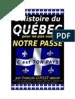 L Histoire Du Quebec