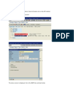 Custom BAPI Creation - Step-By-step Procedure - 2