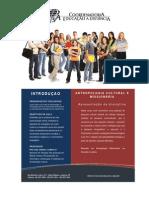 Introducao a Disciplina Antropologia Missionaria EAD 2013 2