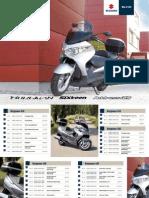 Preisliste Scooter
