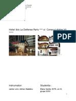 Hotel Ibis La Defense Paris Si Conacul Dintre Vii