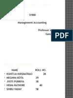 Management Decision Making (2)