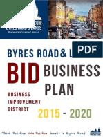 Business Plan BID