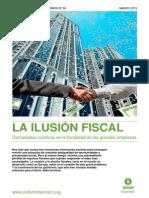 Informe La Ilusión Fiscal 2015