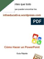 Como Hacer Un Powerpoint
