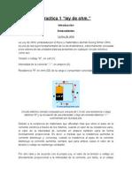 Practica 1 analisis de circuitos