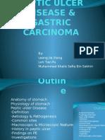 Peptic Ulcer Disease & Gastric Carcinoma