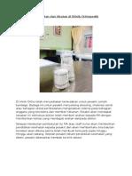 Kemudahan Peralatan Dan Ubatan Di Klinik Orthopedik