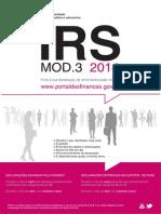 Folheto Infor IRSmod3 2014