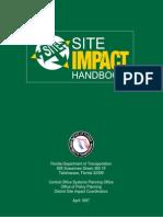 SITE Impact book