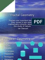 Fractals GEOMETRY