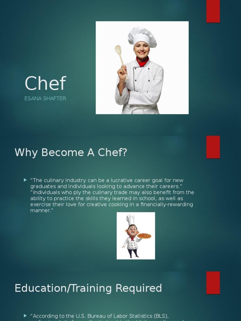 career powerpoint | Chef | Restaurants