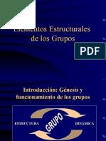2. Elementos Estructurales de La Sociedad. (1) SOCIOLOGIA