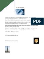 The Tides Worksheet 2