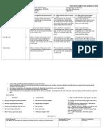 Risk Assessment for Media Room PA.16