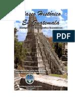 Libro Historia Economica de  Guatemala
