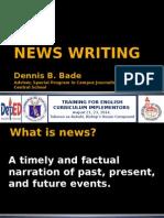 News Writing.pptx
