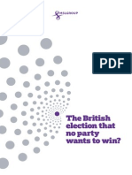 The British Election That No Party Wants to Win