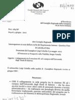 Collegamento Tra La Stazione FS Ed i Campus Dell'Università Degli Studi Di Salerno