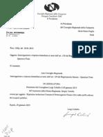 Ripristino Inclusione Comune Di Pontecagnano Faiano (SA) Nella Tariffa Urbana Dei Trasporti Pubblici