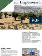 51887400 Jerusalem Dispossessed Booklet
