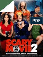 Scary Movie Pamflet