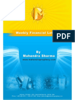 10-14 February 2014 Weekly Financial Letter