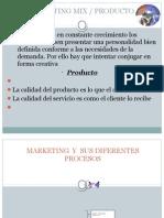 Marketing y Sus Diferentes Procesos