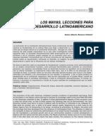 Mayas Lecciones Desarrollo Latinoamericano
