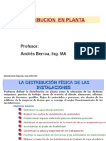 Distribucion en Planta 1