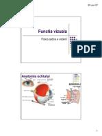 functia vizuala