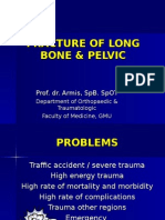 Lect. Fracture of Long Bone & Pelvis