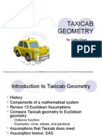 Taxicab Powerpoint