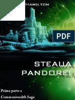 Steaua Pandorei-1 - Peter F Hamilton