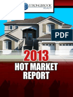 2013 Hot Market Report (1)