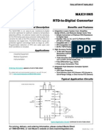 Transmisor Sensor Ind