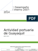 Guayaquil 2007-2011