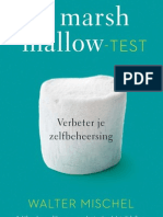 De marshmallowtest - Mischel (leesfragment)