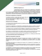 Lectura 4- Capacitación y Desarrollo