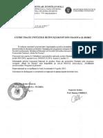 Nota ISJ 116 din 24.02.2015
