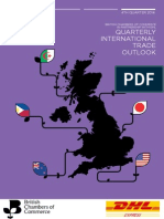 Quarterly International Trade Outlook (QITO) for 2014 Q4