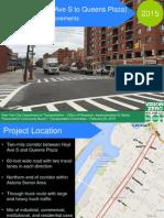 21st Street Corridor Safety Improvements