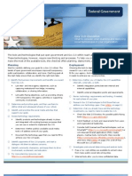 Gov 2.0 Checklist