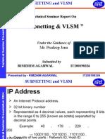 Subnetting___VLSM_