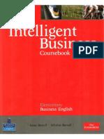 Intelligent Business Elementary - SB