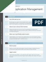 DZ Checklist WebApplicationManagement