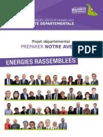 Elections départementales en Meurthe-et-Moselle - Le prijet