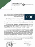 Nota ISJ 081 din 12.02.2015